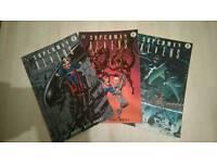 Dc comics superman vs aliens