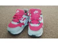 Girls Nike air max
