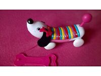pull along ABC leapfrog pup