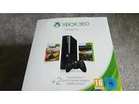 Xbox 360 slim latest model (E) 250gb