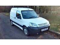 CITROEN BERLINGO 1.9 DIESEL VAN,MOT AUGUST 2017,NEW CAMBELT,CLEAN FOR AGE