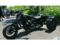 Motoguzzi 750 Nevada Trike