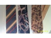 Vintage Tie Collection From 1975 to 1995 In Total 200 to sell @ £8 each