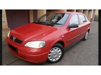 VAUXHALL ASTRA EXPRESSION 1.6L (2001) long mot LOW MILES
