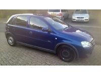 Vauxhall Corsa 1.2 Petrol 2006 12 Months MOT
