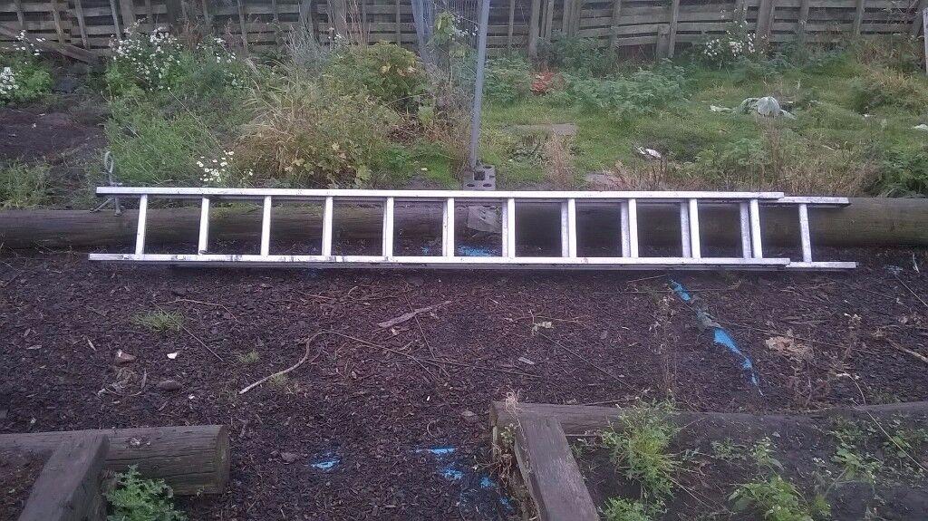 20 feet Aluminium Ladders for sale