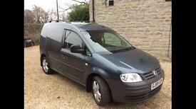 VW Volkswagen Caddy Crew Cab 2.0 TDi 140bhp 6 Speed