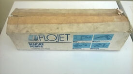 Flojet Bilge Pump 24 VDC Model 4105-314