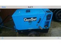 Genset generator 8kva