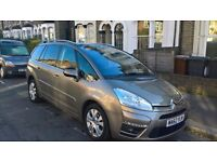 CITROEN C4 GRAND PICASSO 2012 62 1.6 HDI MPV 7 SEATER AUTOMATIC, 1 YEARS PCO 7995