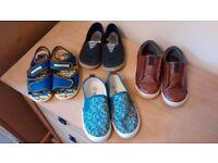 Bundle of Boys Shoes