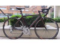 Orbea Aqua Carbon Road Bike + Accessories