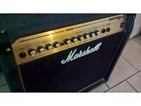 MARSHALL AVT50 VALVESTATE 2000 50 watt combo amp