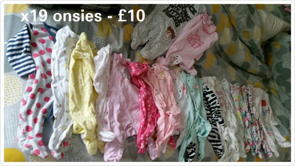 First size girls clothesin Trafford, ManchesterGumtree - Brilliant condition Washed, smoke and pet free home. All sets £10 each. Collection urmston