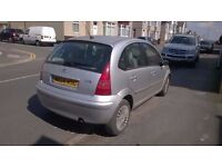 Citreon C3 - Diesel - 1.3 - 2004 - Silver - 149000 Miles - Full Service History - £30 Tax