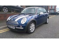 2003 (03 reg), Hatchback MINI Hatch 1.6 Cooper 3dr £1,495 p/x welcome