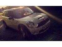 Mini Cooper S Excellent Condition White