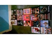 17 DVD's