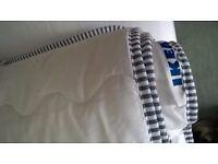 Ikea mattress pad - king size