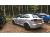 Audi A3 sportsback px/trade/swap welcome