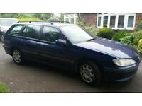 1998 Peugeot 406 Estate ( 12 months MOT)