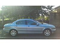 Jaguar X-Type V6 SE**Very Low Mileage**Full Years MOT**2 Keys**An Iconic Jaguar for ONLY £1995