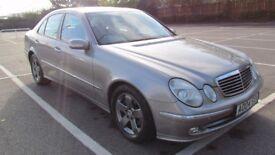Mercedes Benz E 320 cdi Saloon Avantgarde Navigation/Automatic/Full cream leather/Xenon Headlights