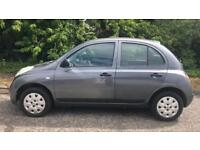 LOW MILES FAMILY CAR NISSAN MICRA 1.2L (2006) full year mot