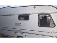 caravan for spares or repair