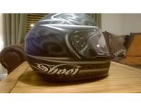 ladies shoei helmet, size Small 55 56cm
