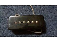 Gibson USA neck P90 pickup + cheap P90 set