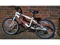 2x Child Bike, children's bikes to suit 7-10 year olds