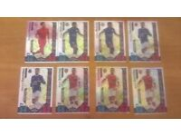 2016/2017 Match Attax cards - Freestylers