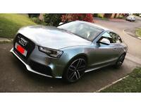Audi Rs5 replica - conversion - FSH - V6 TDI DSG auto - low miles