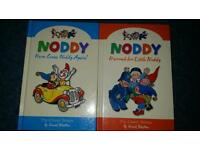 2 X noddy hardback booms **as new **