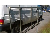T4 Rhino Roof Rack with rear roller