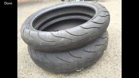 Michelin Pilot Power 2CT Tyres