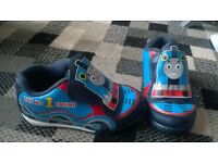 thomas the tank engine trainers, shoes