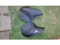 HONDA CBR600 FX FY CBR 600 1999 - 2000 AIR INTAKE COVERS / TANK INFILL PANELS
