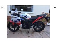 Honda CBR 125R For Sale. Immaculate Condition. 601 Miles