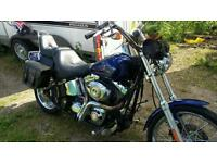 Harley Davidson softail fxstc