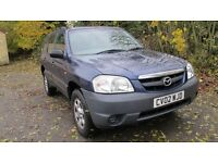 FOR SALE - Mazda Tribute GXi 2.0L Petrol 4WD 2002