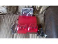 Rare Sony PlayStation 3 Slim 320 GB Scarlet Red Console