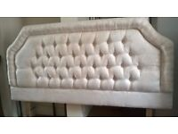 Double Headboard New condition