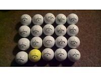 Callaway Golf Balls (20No)