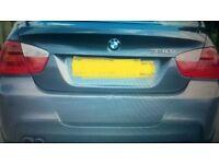 BMW 3 aeriea e90 M SPORT rear bumper