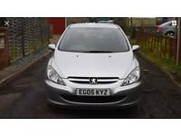 Peugeot 307 parts for sale only