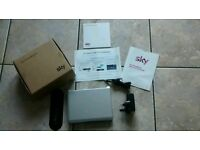Sagem WiFi router Sky BOXED