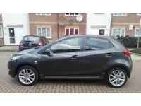 2014 Mazda Mazda2 1.3 Venture Edition 5dr £30 Road Tax. Low Mileage