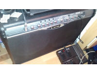 Line 6 Spider II Amp 150W with food pedal FBV Express
